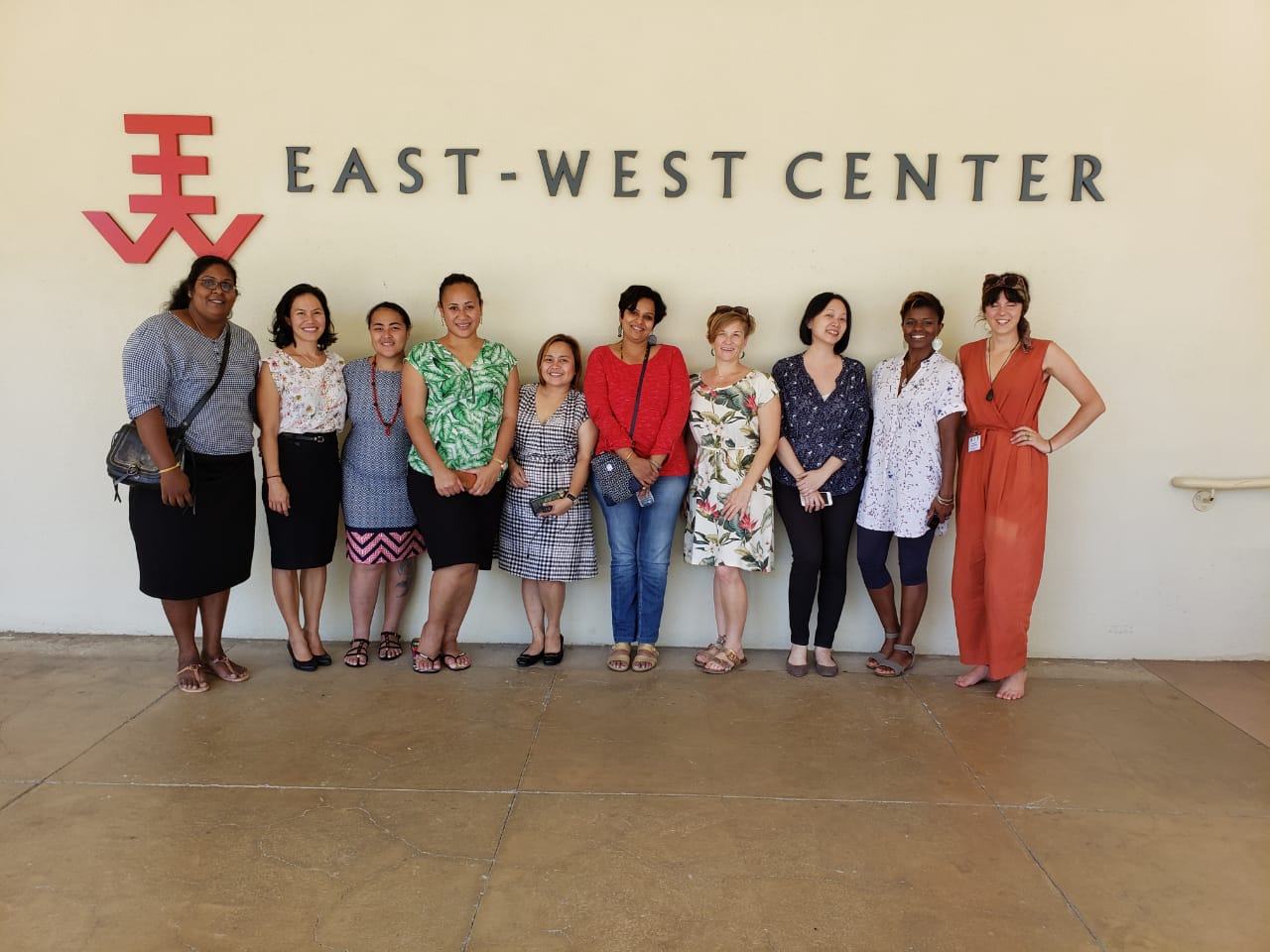 changing faces program east west center hawaii